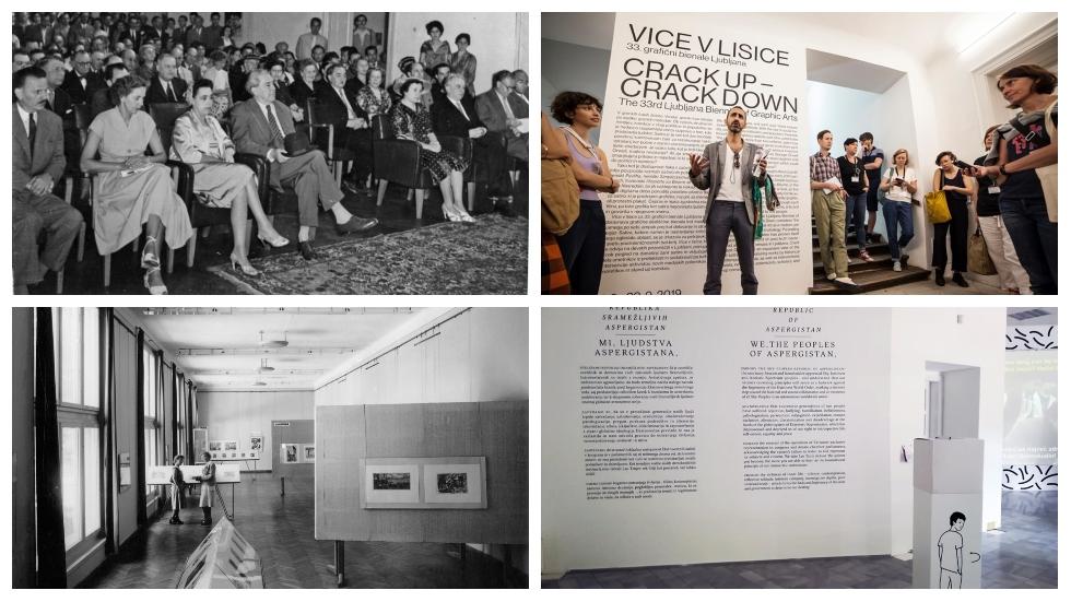 Arsov forum: Izzivi ljubljanskega grafičnega bienala